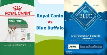 Royal Canin vs Blue Buffalo